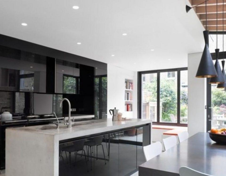 schwarz-weiß-küchen