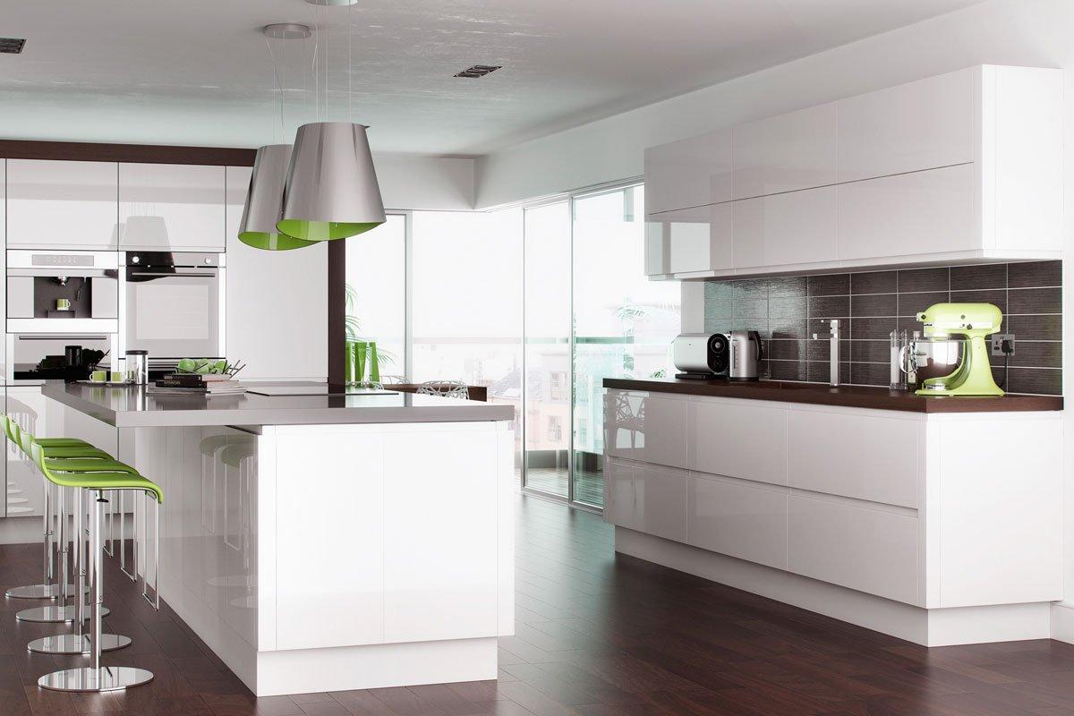 Grifflose Küche grifflose küche 2 küchenstudio kurttas küchen gmbh