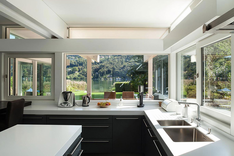 Küchen, die nach Gemütlichkeit und Wohlbehagen riechen