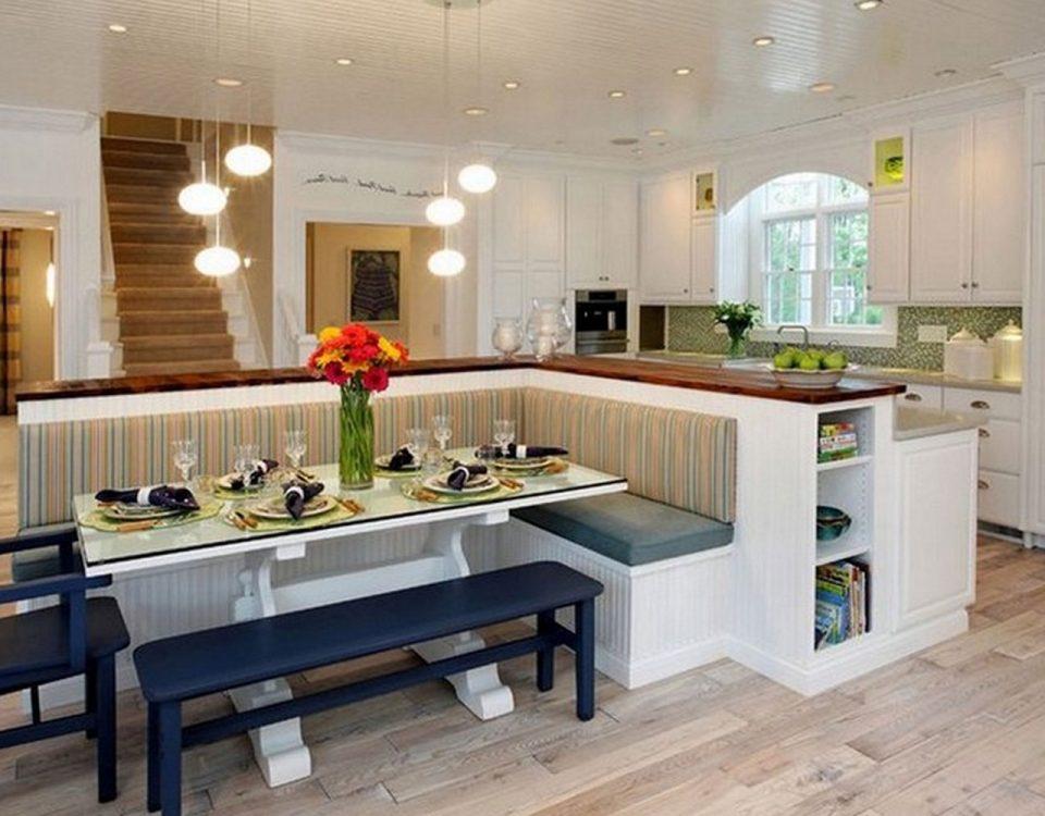 Küchenstudio Frankfurt - Mit Sitznische mehr Lebensraum