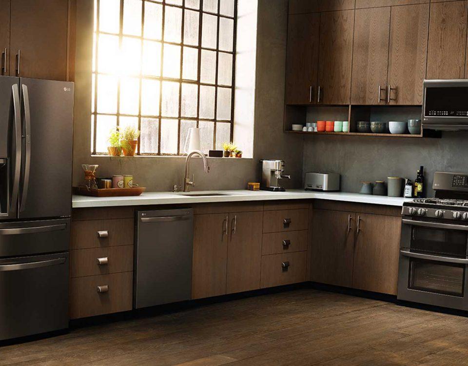 Ergonomische Küchen zur Vermeidung von Rückenschmerzen