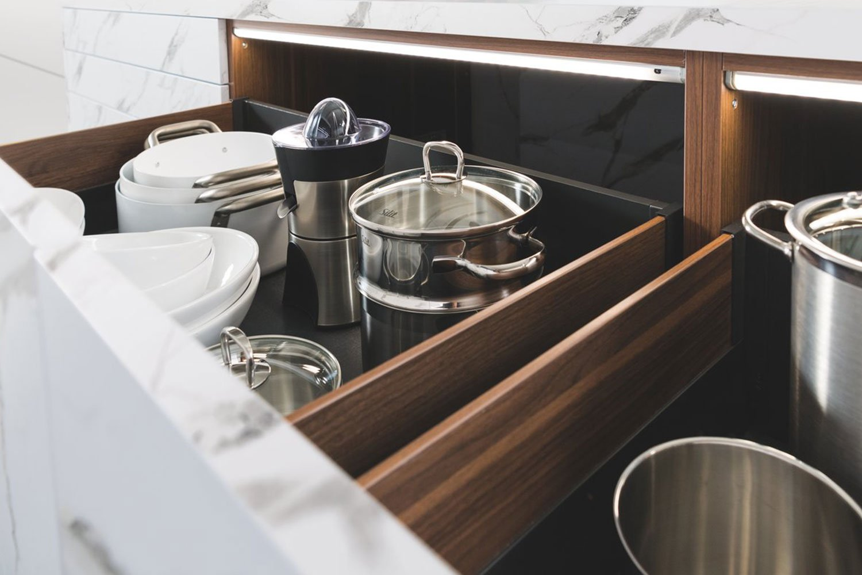 Funktionalität, Ergonomie, Design: Küchen von Kurttas in Frankfurt