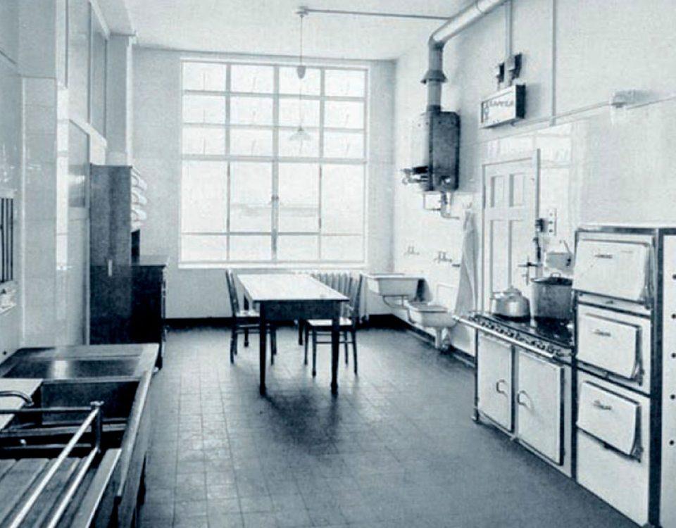 Küchenstudio Kurttas-Geschichte der Küche in Frankfurt