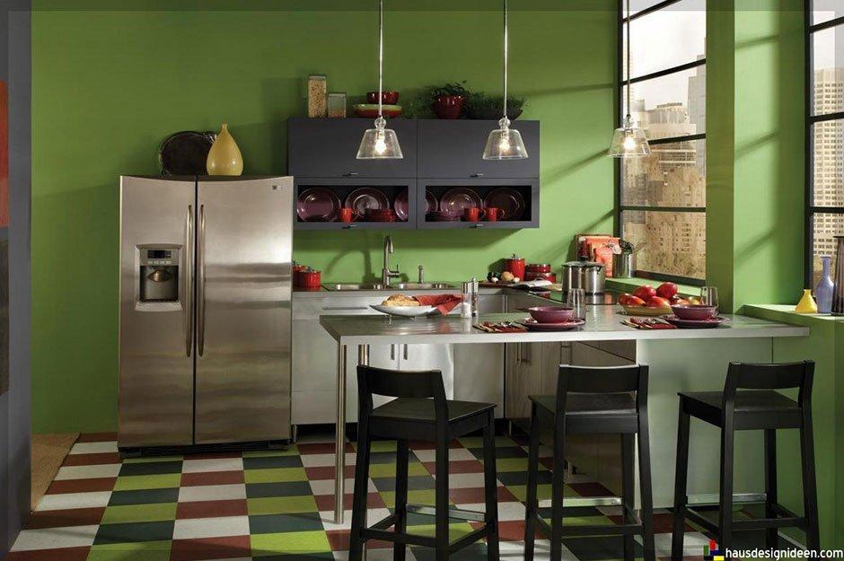 Was Die Wandfarbe In Der Küche Alles Kann 3