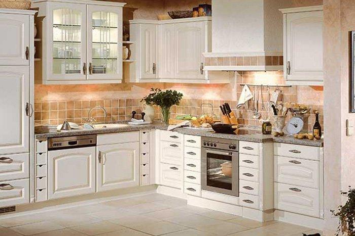 Marmor für Landhausküchen