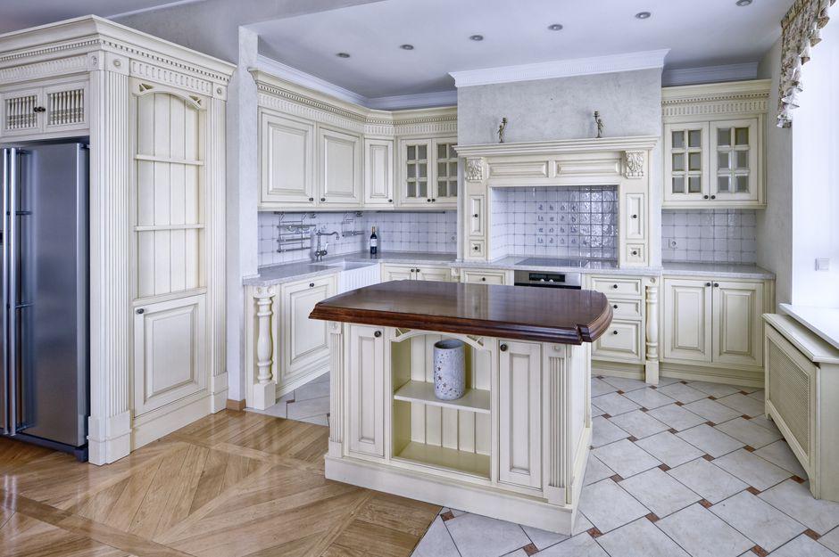 englische landhausküche